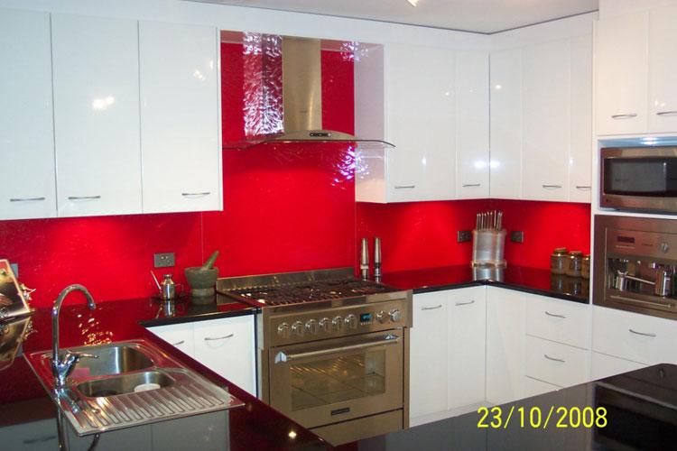 Standard colours adelaide kitchen glass splashbacks for Kitchen ideas adelaide